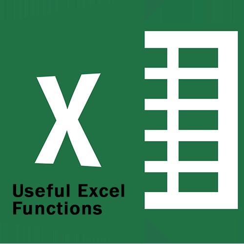 Полезные функции Microsoft Excel