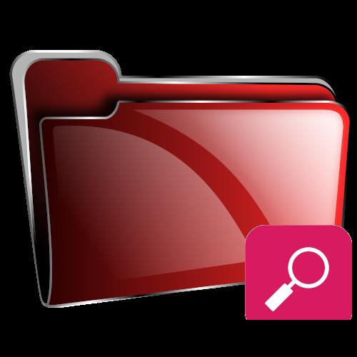 иконка получения размера файла