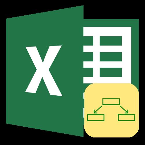 Как разбить ячейку на две в Excel