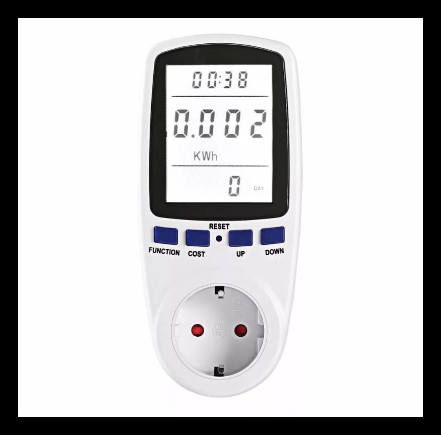 ваттметр для измерения энергопотребления компьютера