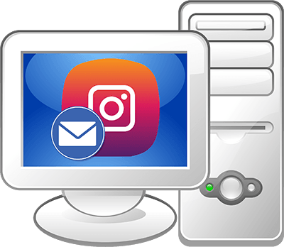 Как написать сообщение в Инстаграме с компьютера