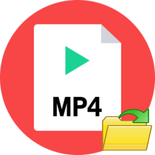 Как прочитать файл формата MP4