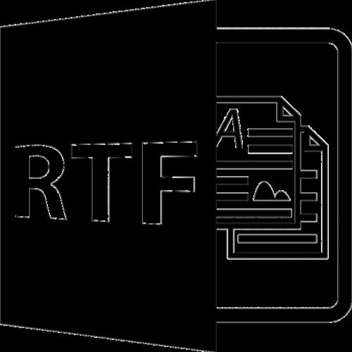 Открываем RTF-файлы