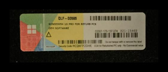 Как проверить лицензию Windows 10_010