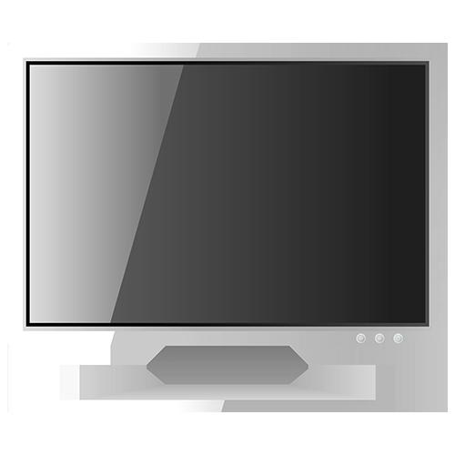 Почему гаснет монитор при работе компьютера