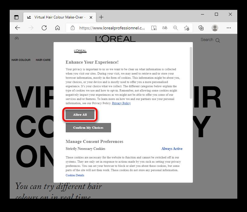 как поменять цвет волос на фото онлайн_039