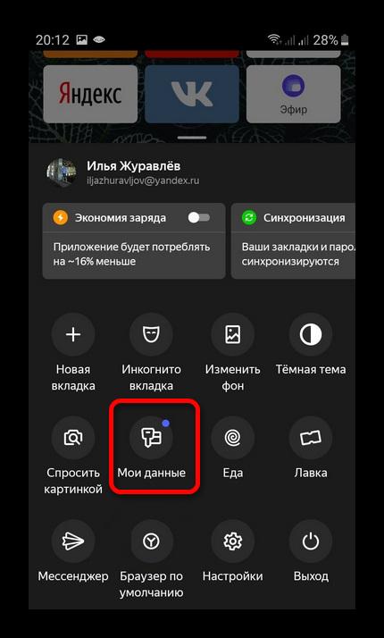Как посмотреть сохраненные пароли в Яндекс.Браузере-8